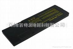 免驱动全兼容索尼BPS24笔记本电池