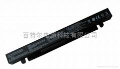 華碩ASUS A41-X550A筆記本電池