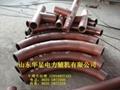 水泥厂耐磨衬瓷管道 3