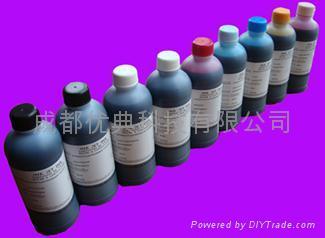 ECO弱溶劑戶外墨水 1