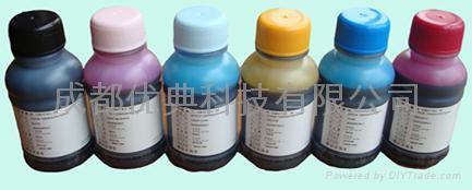 平板機弱溶劑墨水愛普生1390專用型 1