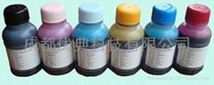 平板机弱溶剂墨水爱普生1390专用型
