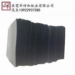 Honeycomb paper pad