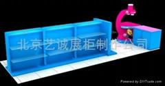 北京珠寶展櫃