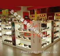 鞋類展櫃 5