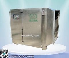 敏宏環保敬展牌光氧催化有機廢氣淨化器