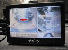 360度全景泊車系統