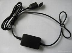 汽车摩托车手机USB防水充电器车充