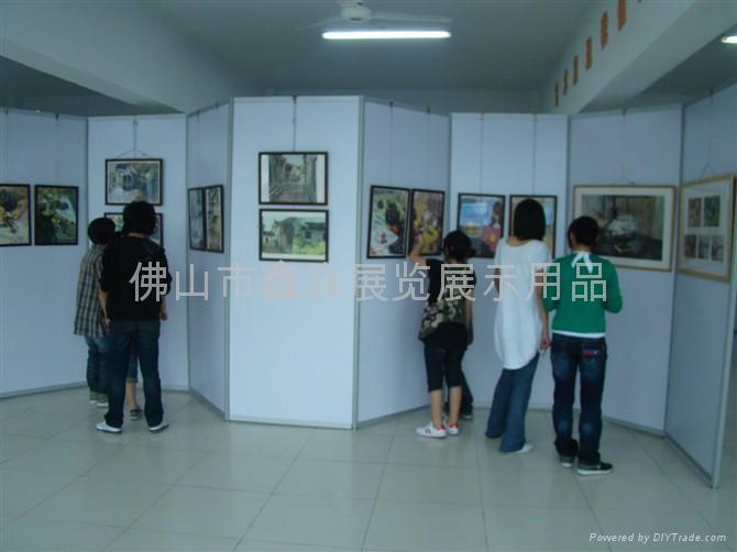 Exhibition Booth Supplier : Exhibition booth for tradeshow aluminum custom stand