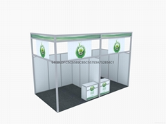 Aluminum extrusion for exhibition booth/display/fair/trade show