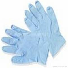 Latex labor gloves