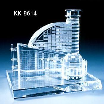 廈門水晶模型獎杯 4