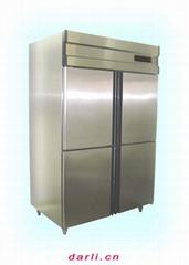 立式风冷冷冻柜