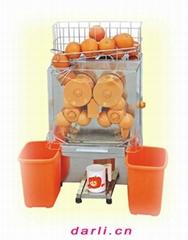 全自动榨橙机