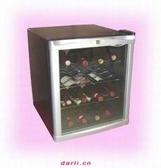 Electr. wine cooler