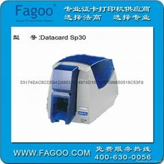 Datacard SP30 Plus卡片打印机