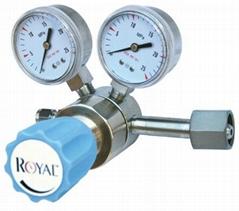 實驗室高純氣體不鏽鋼減壓器