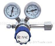 高纯氮气不锈钢减压器