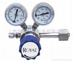 腐蝕性氣體不鏽鋼減壓器