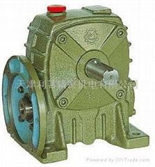 单段蜗轮减速机
