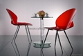 Acrylic conference table ,crastal table