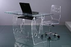 水晶電腦台