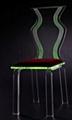 发光压克力椅