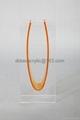 perpex glass vase acrylic vase  1