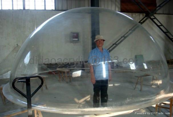 Acrylic Dome Acrylic Ball Plexiglass Dome Hong Kong