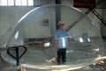 acrylic dome , acrylic ball,plexiglass