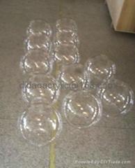 acrylic light ball, plexiglass light ball, plastic light ball