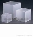 ACRYLIC CUBIC BOX ,CLEAR CUBIC BOX,PLASTIC BOX