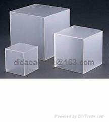 壓克力正體體飾物盒