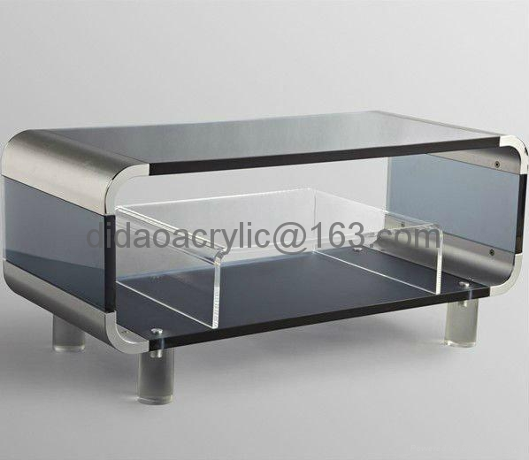 acrylic tv stand plexiglass tv cabinet lucite tv stand. Black Bedroom Furniture Sets. Home Design Ideas