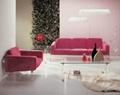 acrylic sofa chair  perpex glass sofa  1