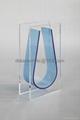 acrylic vase, perpex glass vase, plexiglass vase