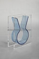 plexiglass vase, transparent vase, perpex glass vase 2