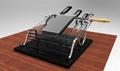 acrylic knife stand ,acrylic knife holder