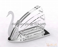 ACRYLIC CERAMIC KNIFE HOLDER, KNIFE STAND