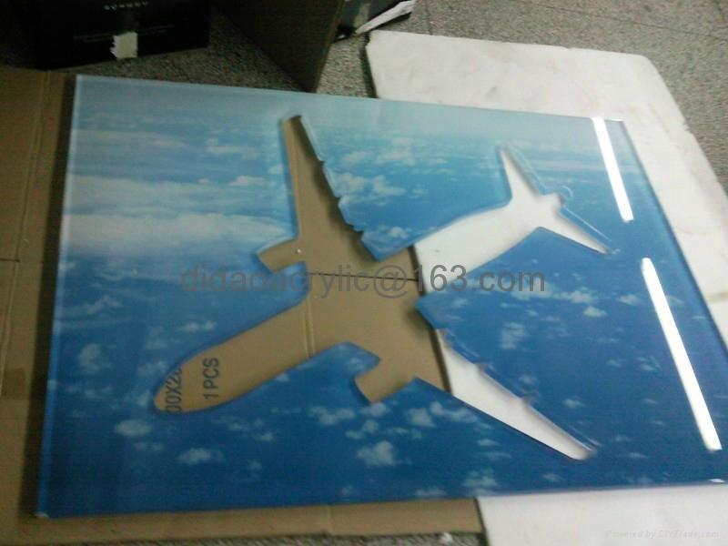 压克力飞机模型 2
