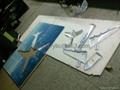 壓克力飛機模型 3