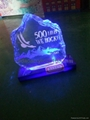 acrylic led trophy ,perspex led acrylic advertising signs,acrylic signs 2