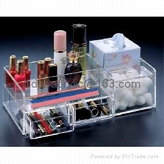 acrylic cosmetic display