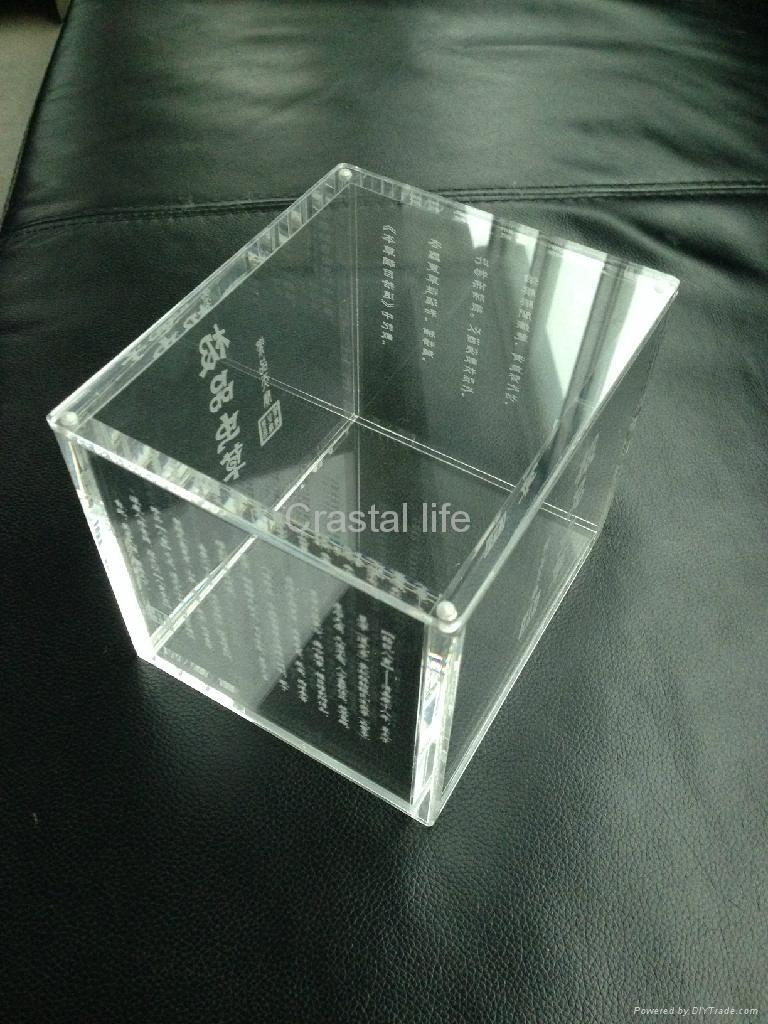 壓克力裝飾盒 1