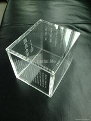 压克力装饰盒