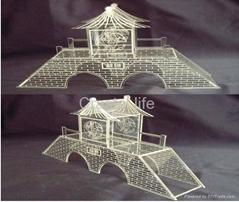 壓克力建築模型