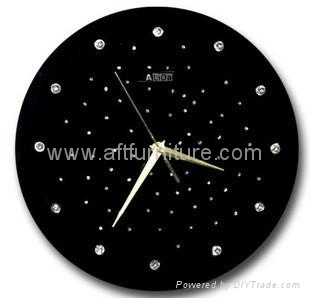 Acrylic wall clock 2