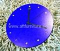 Acrylic wall clock