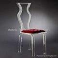 发光压克力椅 2