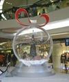 壓克力球形展示架